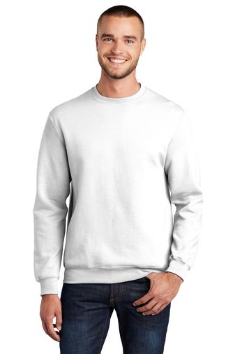 Port & Company® Core Fleece Crewneck Sweatshirt