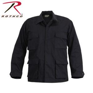 Rothco Rip-Stop SWAT Cloth BDU Shirt (65% Poly / 35% Cotton)