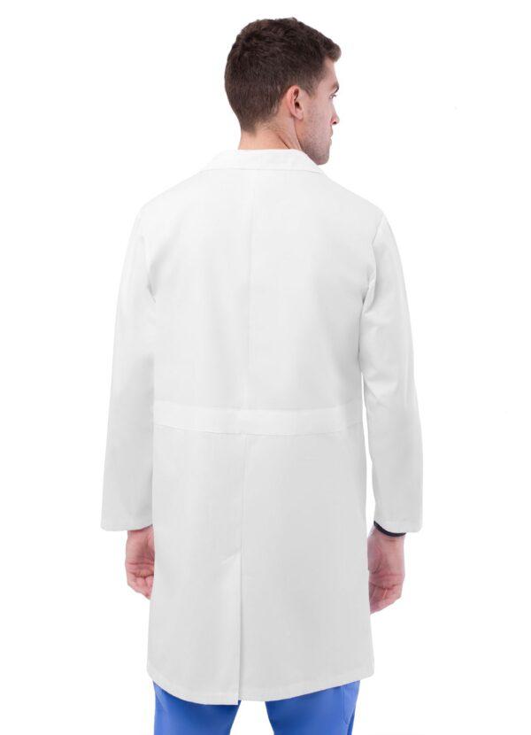"""Unisex 39"""" Midriff Lab Coat"""