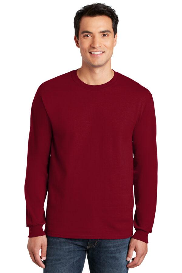 Gildan® - Ultra Cotton® 100% Cotton Long Sleeve T-Shirt