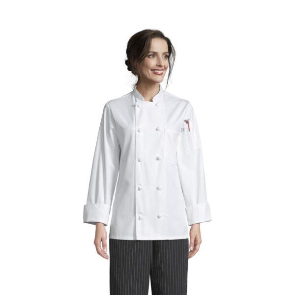 SEDONA women's chef coat #0490