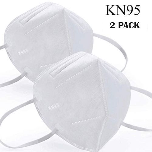 KN95 FACE MASK 2PACK