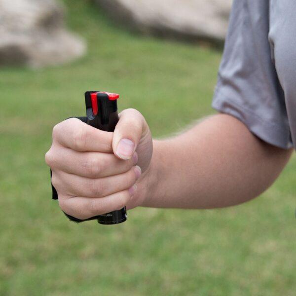 Runner Pepper Gel with Adjustable Hand Strap
