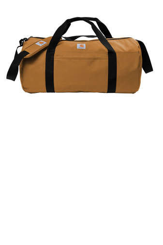 Carhartt® Canvas Packable Duffel with Pouch