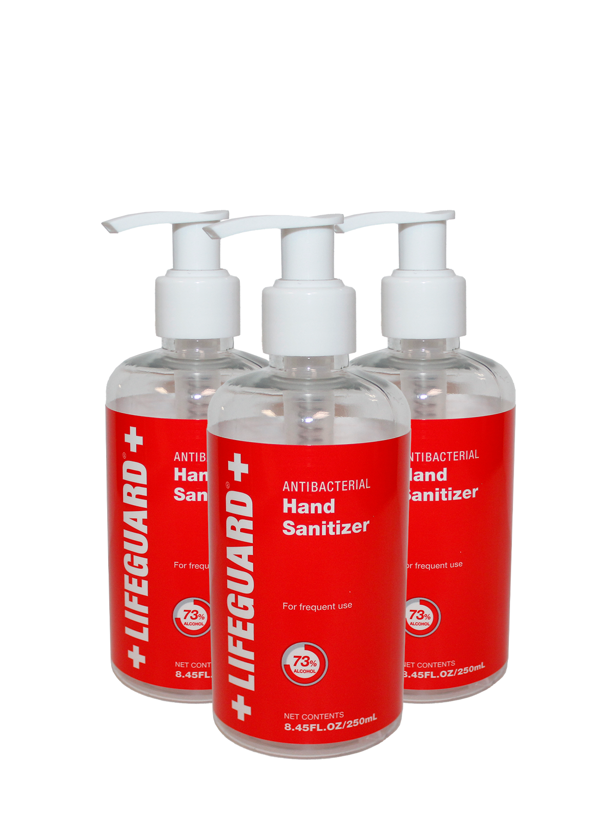 Hand Sanitizer 8 oz. - 48 Bottles per case