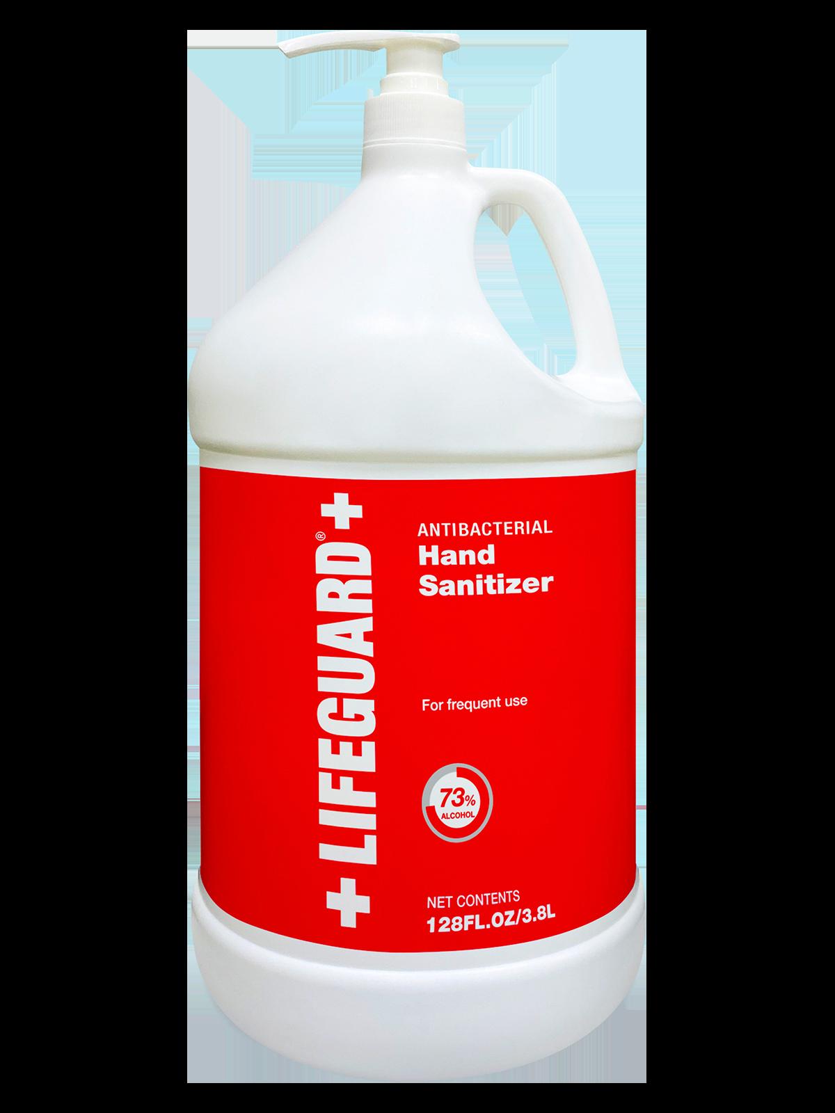 Hand Sanitizer 1 Gallon - 4 Gallons per case